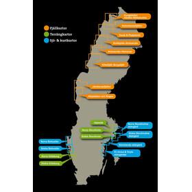 Calazo Sjö- & kustkartor: St Anna och Gryts Skärgårdar 1:50 000
